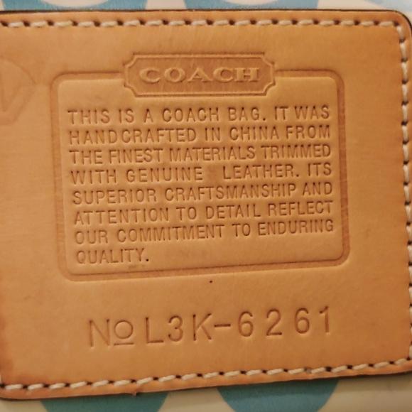 Coach Handbags - Coach Tote Bag